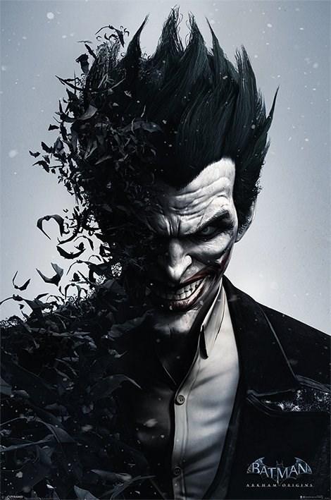 Image is loading New-DC-Comics Joker Comic Poster