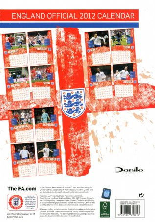 L'équipe national d'Angleterre. - Page 5 416-2012-back