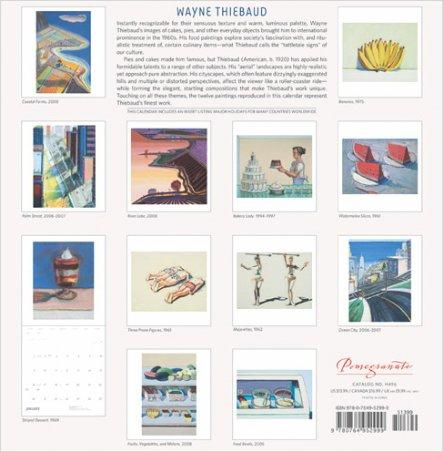 wayne thiebaud paintings. Wayne Thiebaud,