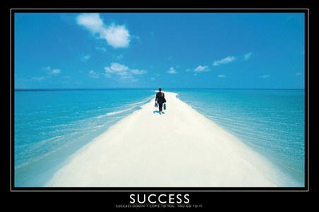 Success Motivational Posters on Success Doesn T Come To You  Success Poster  61cm X 91 5cm   Buy