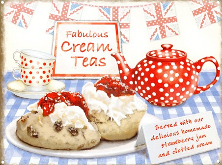 Fabulous Cream Teas