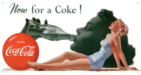 Now For A Coke!