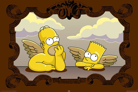 Alternative Angels - The Simpsons
