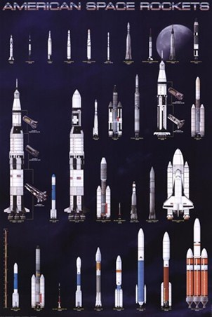 pictures of space rockets. American Space Rockets - Space
