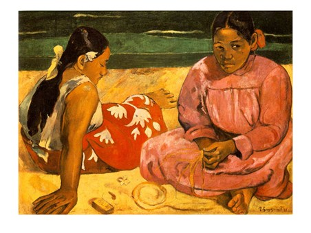 Women of Tahiti - Paul Gauguin