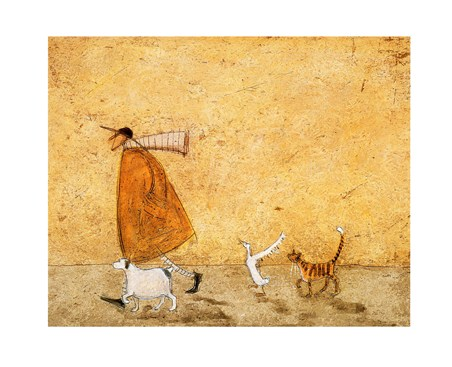 Ernest, Horace, Doris and Stripes - Sam Toft