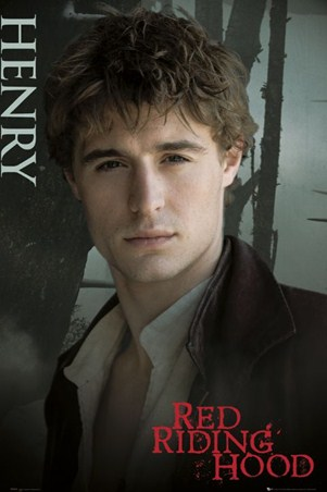 Max Irons is Henry - Red Riding Hood