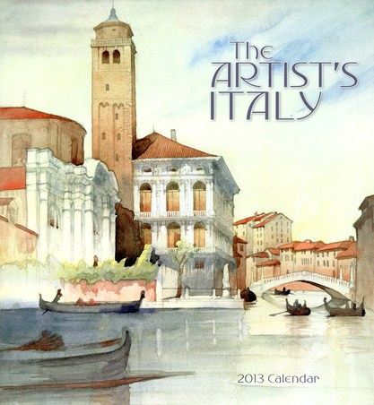 The Artist's Italy - Royal Institute of British Architects