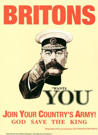Join Your Country's Army
