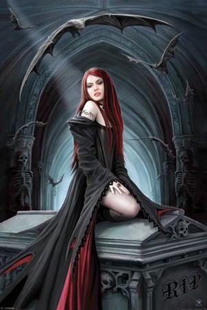 Goddess ScarlettGinger aka Scarlett
