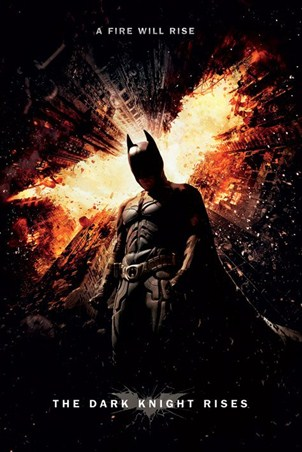 A Fire Will Rise - Batman: The Dark Knight Rises