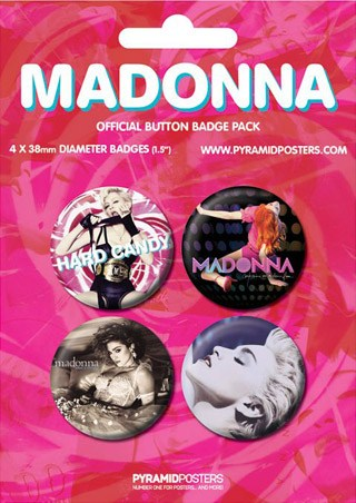 Album Covers - Madonna