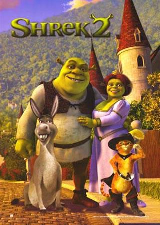 Family Portrait - Shrek 2