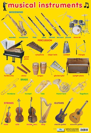 percussion musical instruments. Musical Instruments