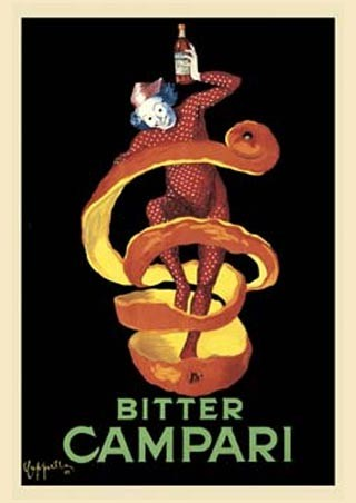 Bitter Campari - Leonetto Cappiello