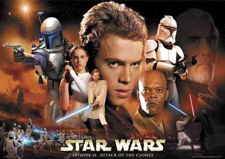 Star Wars Episode II Movie Characters - Star Wars: Episode II - Attack of