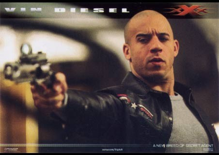 vin diesel movies. XXX, Vin Diesel: A new breed