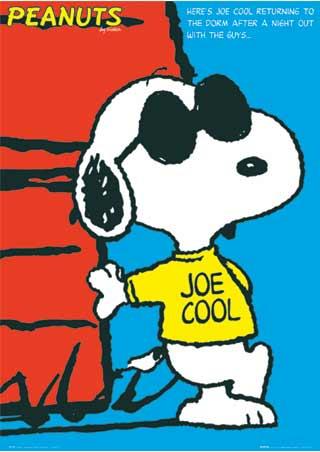 lgfp1206+snoopy-is-joe-cool-charles-schulzs-peanuts-poster.jpg