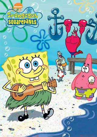 ����� ���� ����� ������� ������ ������� Spongebob Squarepants