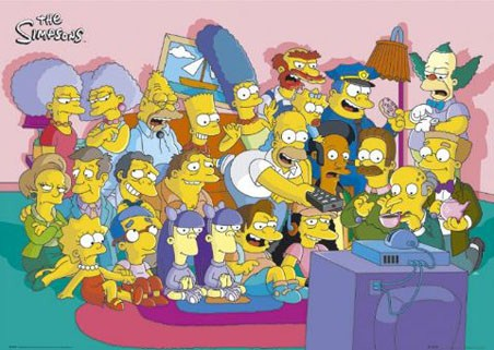 Series online, Los simpson, Dr House, Friends, y mas
