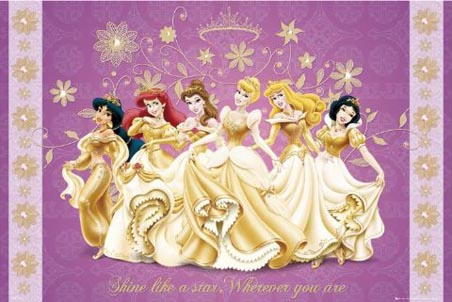 walt disney princesses wallpapers. All Disney Cartoons quot;Princessquot;