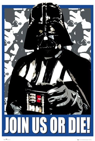 Débutant compound, Lgfp1839+join-us-or-die-darth-vader-star-wars-30th-anninversary-poster