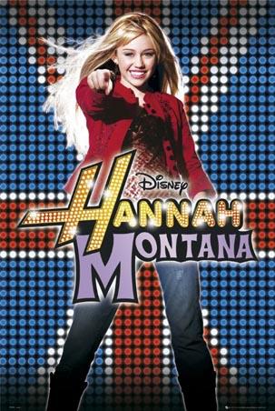 Hannah Montana Union Jack - Hannah Montana