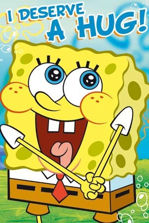 funny spongebob pictures. SpongeBob Squarepants Poster