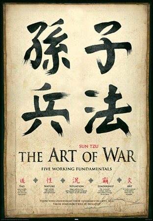 The Art of War - 5 Fundamentals - Sun Tzu