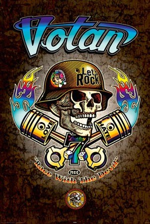 Race With The Devil - Votan