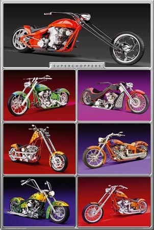 Biker Heaven - Super Choppers