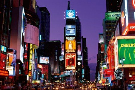 new york city times square. Times Square, Manhattan - New