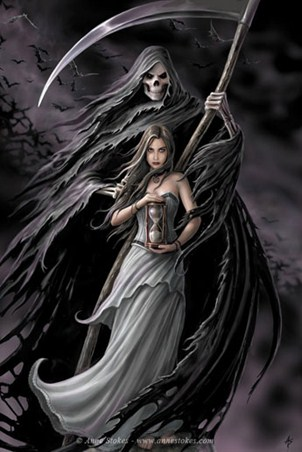witch fantasy art