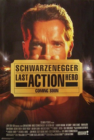 The Last Great Action Hero - Arnold Schwarzenegger