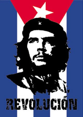 Pop Art - Andy Warhol  - Che Guevara, Revolution