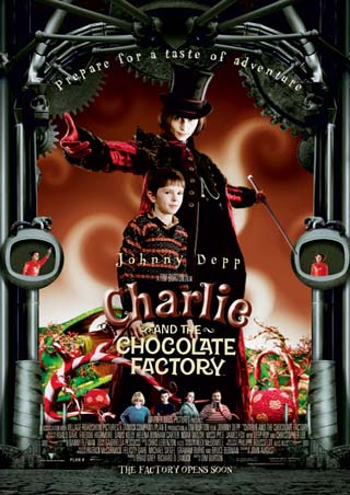johnny depp charlie and chocolate. Tim Burton#39;s Charlie and the