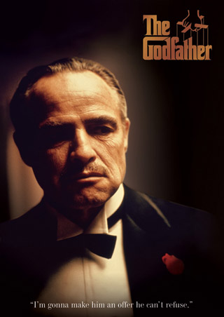 Movies - Page 2 Lgpp30555+don-vito-corleone-the-godfather-poster