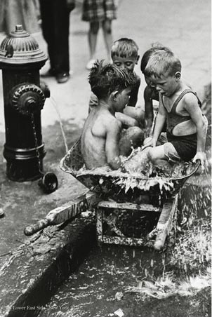 Kids from the Lower East Side - New York City 1937