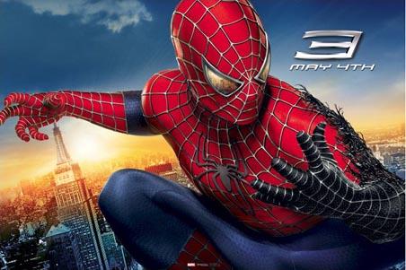 Spider Man3 Lgpp31061+fighting-venom-spider-man-3-poster