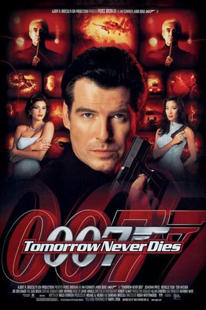 pierce brosnan james bond. Pierce Brosnan is James Bond