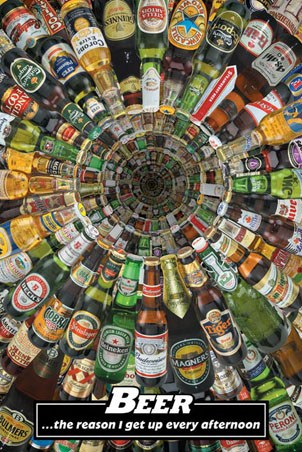 Beer – The Reason Why I Get Up Every Afternoon! - Beers of the World