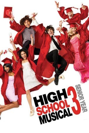 East High School Graduates - High School Musical 3