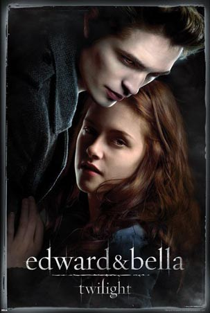 Bella & Edward Lgpp31637+bella-and-edward-twilight-poster