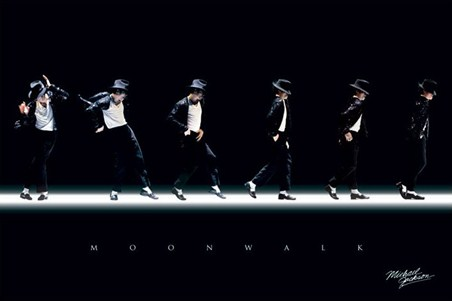 Moonwalk - Michael Jackson