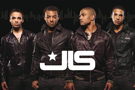 "Aston, Oritsé, JB and Marvin - JLS. 91.5cm x 61cm (36"" x 24"") Poster"