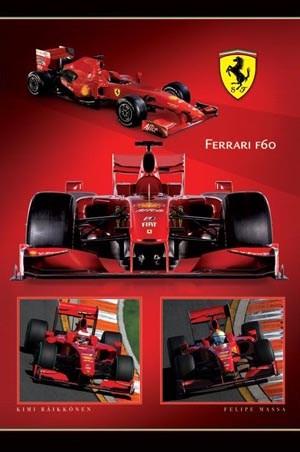 ferrari formula 1 logo. Formula One F60 - Ferrari