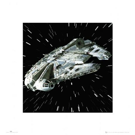 Millennium Falcon - Star Wars