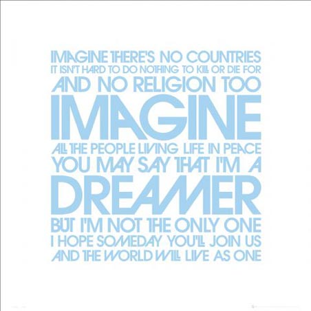 imagine lyrics