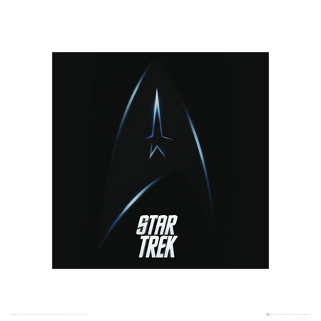 Beam Me Up - Star Trek Logo