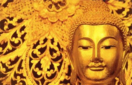 Chatuchak Buddha - Golden Delight